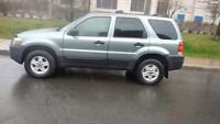2005 Ford Escape 4 cylindres 4x4