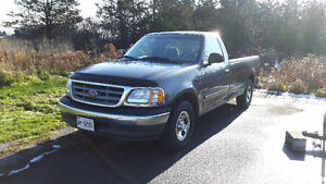 2002 Ford F-150 XL Pickup Truck-Great Condition