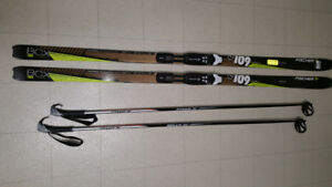 Off-track XC-ski set-up - 190cm - AS NEW