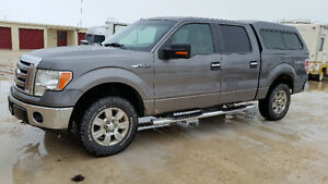 2009 F150 SUPERCREW XLT 4X4  *** SAFETIED ***