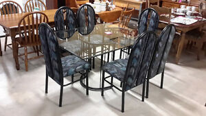 7 Pcs Table Set - Used
