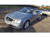 Mercedes-Benz CLK280 3.0 7G-Tronic Avantgarde