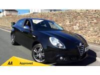 2014 Alfa Romeo Giulietta 2.0 JTDM-2 Distinctive 5dr Manual Diesel Hatchback