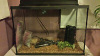 Fish tank aquarium accessories