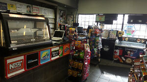 C-Store, Shawarma, Fast Food Kitchen for Sale at the Gas Station