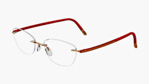 Lost: Pair of Ladies' Rimless Glasses with Flexible Arms