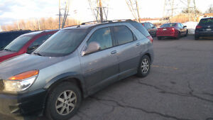 2003 Buick Rendezvous CXL SUV, Crossover