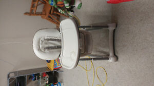 Graco 6 in 1 Blossom High Chair