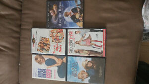 Movies $5 each or $20 for the lot