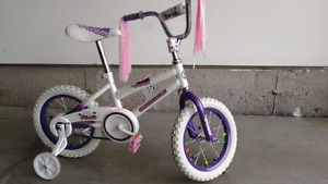 "14"" Dream Cycle Supercycle girl's bike"