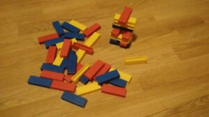 BUILDING TOYS- ALPHABET BLOCKS/LRG DUPLO/STACKING/V-tech