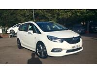 2017 Vauxhall Zafira 2.0 CDTi SRi Nav 5dr Manual Diesel Estate