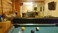 1 ROOM - July 1 - August 31 sublet in large Plateau apartment