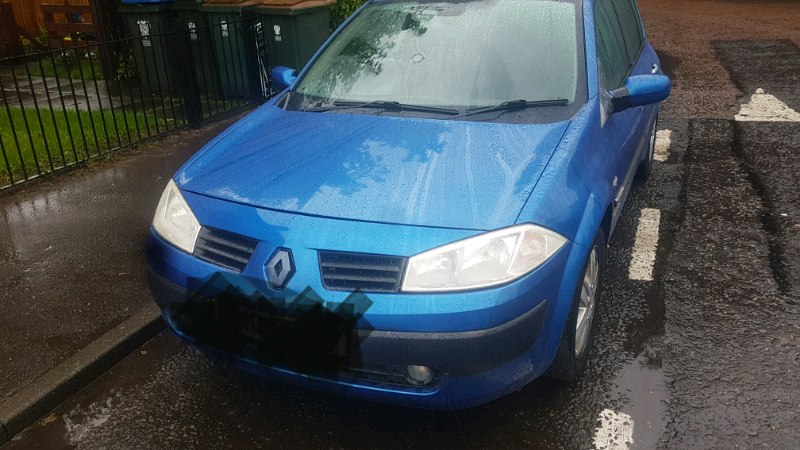 Renault megane mk2 1 5dci | in Rattray, Perth and Kinross | Gumtree