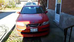 2007 Saab 9-3 Arrow Sedan Kitchener / Waterloo Kitchener Area image 5