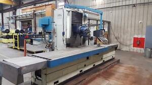 1998 Nicolas Correa A25/30 bed type CNC mill