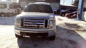 2009 Ford F-150 XL, Ext Cab, SAFETIED