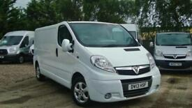 2013 VAUXHALL VIVARO 2.0 CDTI 2900 [115PS] Sportive Van