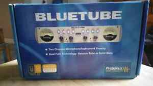 Bluetube two channel microphone/ Instrument preamp