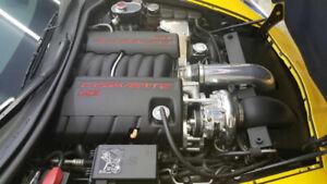 2012 Chevrolet Corvette Grand sport  4lt heritage package