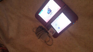 3DS XL w/ Super Smash and Ocarina of Time
