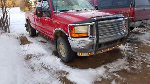 1999 Ford E-350 Diesel Truck