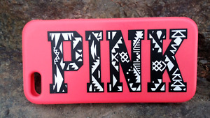 """""""PINK"""" iPhone 5, 5C cellphone case"""