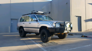 1998 105 series  landcruiser. Manual. Gxl Yarra Junction Yarra Ranges Preview