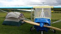 Advanced Ultralight Aircraft X Air Hawk Airplane