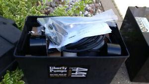 Liberty Sump Pump Model 441