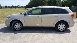 Dependable Family / Summer/ winter Car. 2009 Dodge Journey SXT