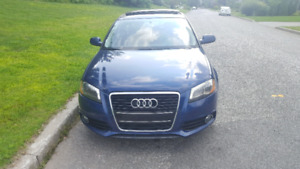 AUDI A3 SLINE AUTOMATIQUE TURBO 2011 encore disponible