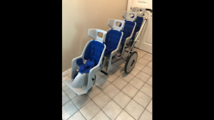 Quad runabout stroller excellent condition