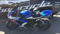 GSXR 750 for trade/swap
