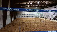 Cliniques de Beach Volley Intérieur pour enfants de 4 à 12 ans