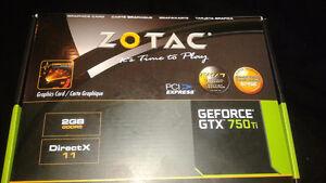 NVIDIA GTX 750 TI - Carte graphique