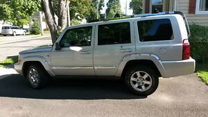 2007 Jeep Commander 4X4  Limited Hemi