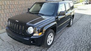2010 JEEP PATRIOT..NORTH..2WD ..CERTIFIED & E-TESTED