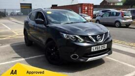 2015 Nissan Qashqai 1.2 DiG-T Tekna (Non-Panoramic Manual Petrol Hatchback