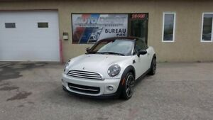 Mini Cooper Coupe Sport pkg 2012