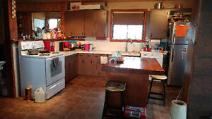 14 acres with 1060sq ft home