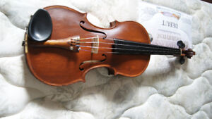 AMERICAN HANDMADE VIOLIN FIDDLE BY ORVILLE WILSON