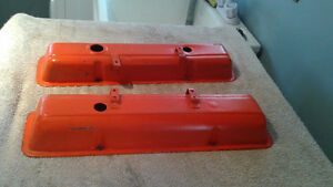 71/73 350cu. Valve Covers Low Style Of Covers