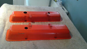 71/73 350cu. Valve Covers Low Style Of Covers Kitchener / Waterloo Kitchener Area image 1