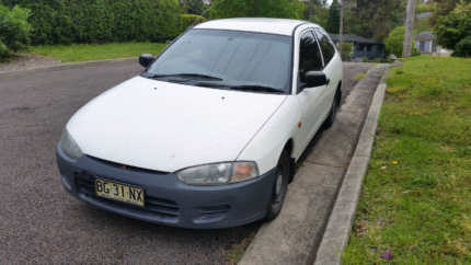 1998 Mitsubishi Mirage Charlestown Lake Macquarie Area Preview