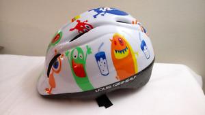 Louis Garneau Youth Helmet