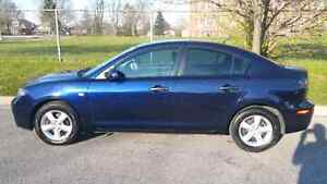 2009 Mazda Mazda3 * Lady driven ** Certified and Etested *
