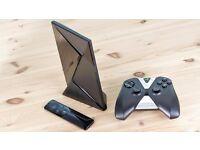 Nvidia Shield tv 500 gig pro