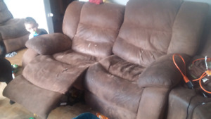 Recliner for parts