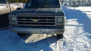 1979 chevy front clip
